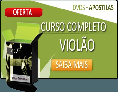 dvd violão